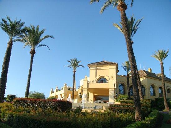 Hotel Almenara Resort: Entrance