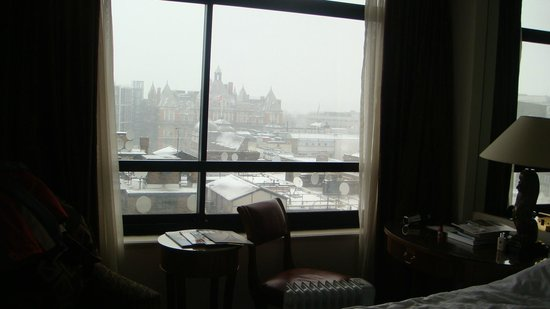 Millennium Hotel London Knightsbridge: From room