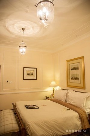 The Imperial Hotel: The room I stayed