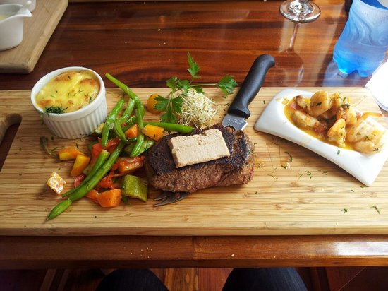 Rendezvous Restaurant : One of their best courses at Rendez Vous