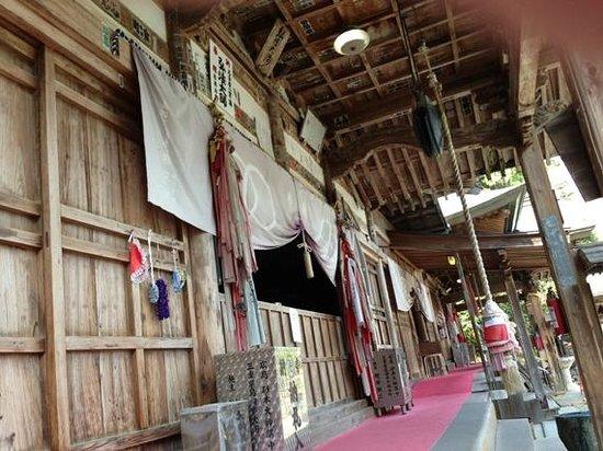 Kiyotakiji Temple: 歴史を感じます