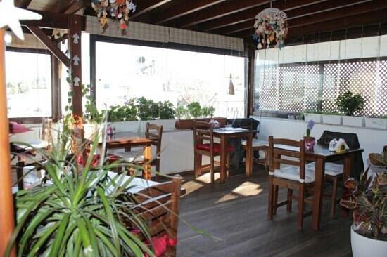 Mia Butique Hotel: mia butik hotel terrace