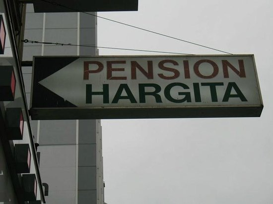 Pension Hargita