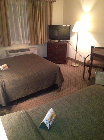 Rodeway Inn : ok room