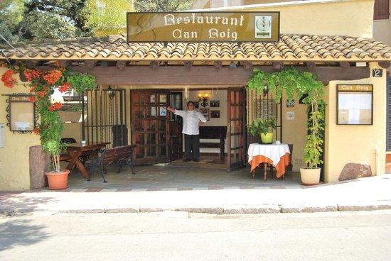 Restaurante Can Roig