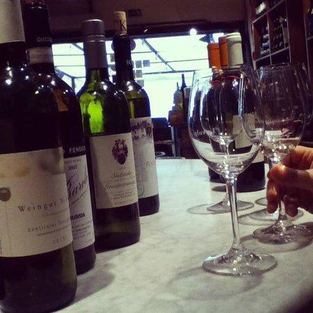 Le Volpi e L'Uva : Good wines