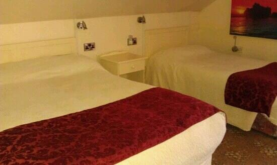 The Orchard : our room, spacious and clean