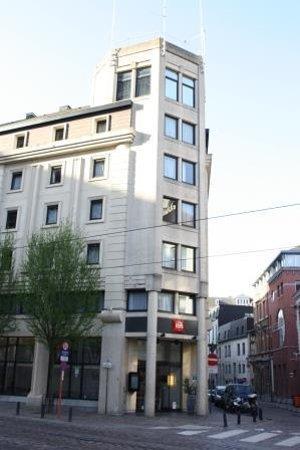 Ibis Gent Centrum St-Baafs Kathedraal: hotel entrance