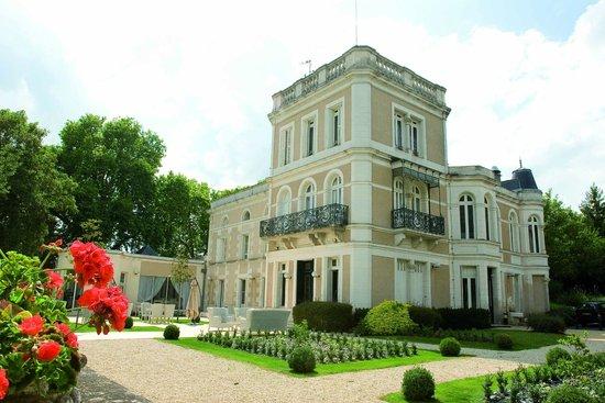 Le Chateau du Clos de la Ribaudiere