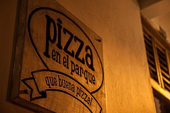 Pizza en el Parque : www.pizzaenelparque.co