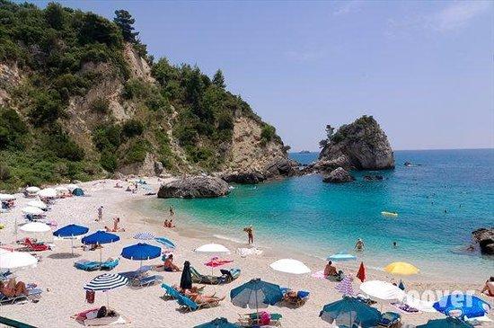 piso krioneri beach - Εικόνα του Ξενοδοχείο Αχιλλέας, Πάργα ...