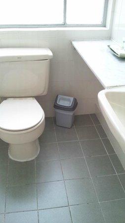 Anne Black Guest House (YWCA): 清潔にはしています