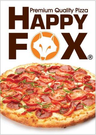 HAPPY FOX : envie d'une bonne pizza ?