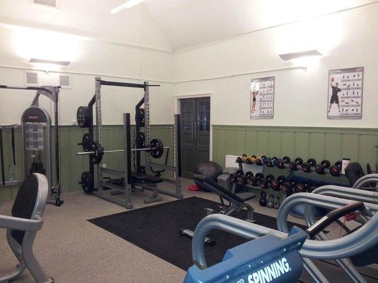 Three Lochs Hostel : Gym