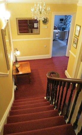 The Elmdene: Hallway