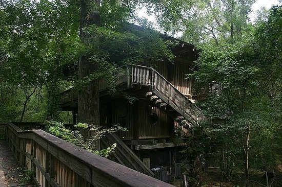 Acadiana Park Campground: Nature Trails at Park & Nature Center
