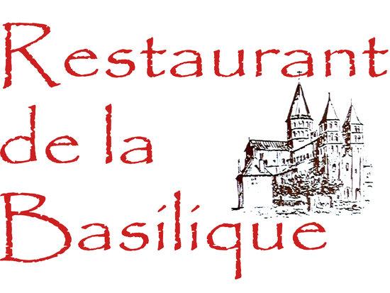 Hotel Restaurant de la Basilique : restaurant de la basilique
