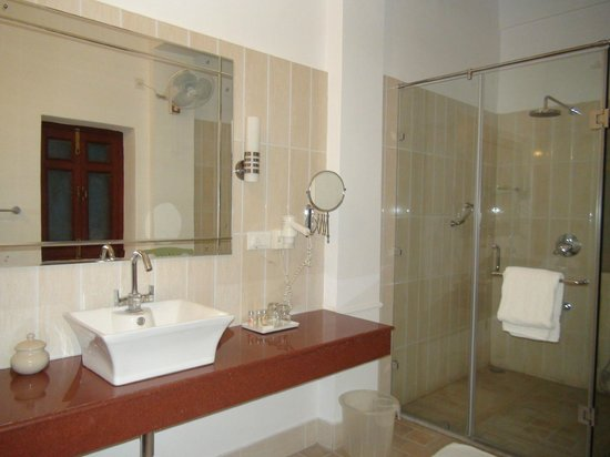 Hotel Lalgarh Fort And Palace: Bathroom