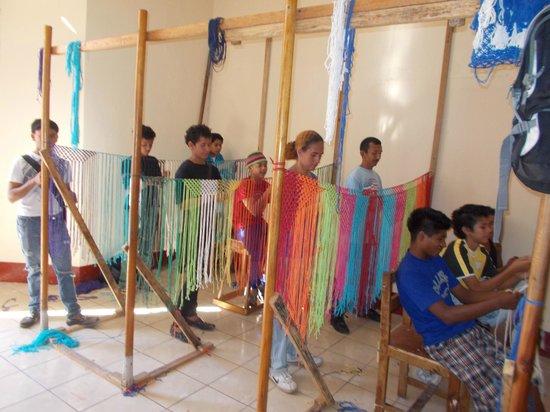 cafe de las sonrisas  deaf employees also make colorful hammocks   buy one or deaf employees also make colorful hammocks   buy one or several to      rh   tripadvisor