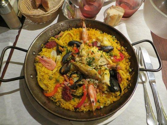 Le Nicol's: Paella