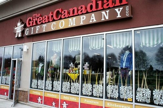 The Great Canadian Gift Company: Store Exterior
