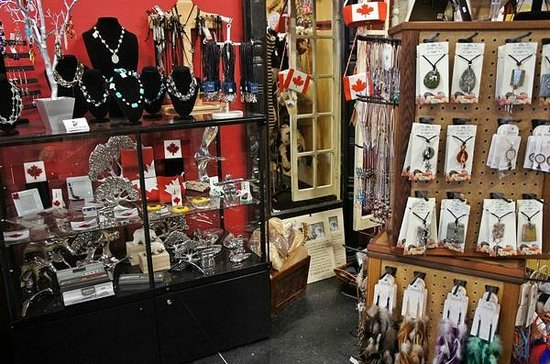 The Great Canadian Gift Company : Canadian Made Native Crafts