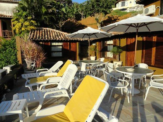 Pousada Praia Joao Fernandes: Habitaciones superiores