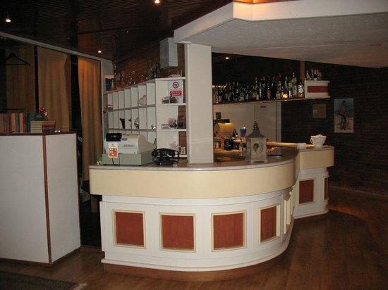 Hotel da Filie': Un angolo del ristorante