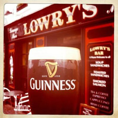 Lowry's Bar: Heaven!