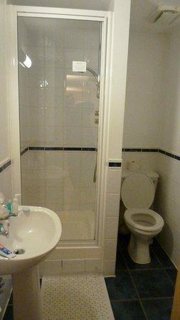 Citadines St Mark's-Islington London: 2nd bathroom