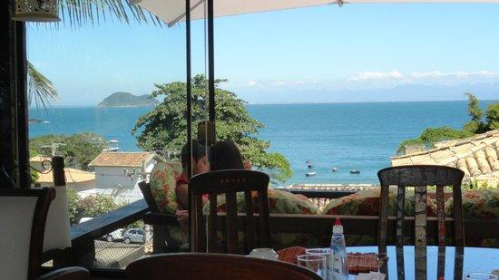 Pousada Praia Joao Fernandes: Desayunador
