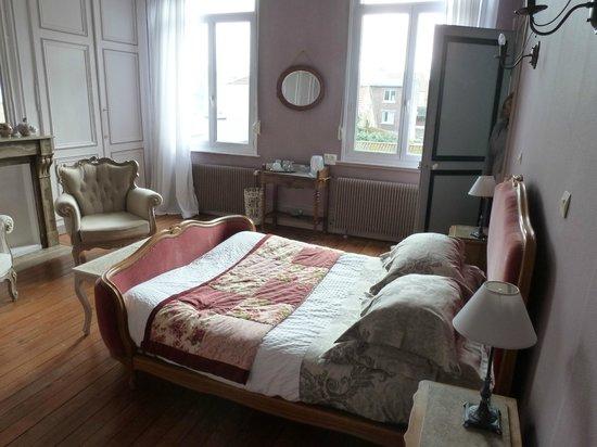 Chambre d'Hotes Cap et Marais d'Opale: Chambre Romelaëre