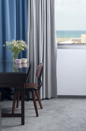 Embassy Hotel Tel Aviv: ROOMS