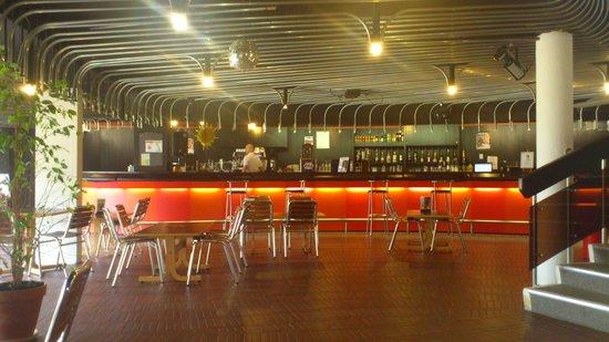 Hôtel Delcloy : bar