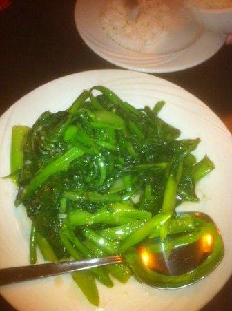 Manlius, นิวยอร์ก: Chinese Broccoli