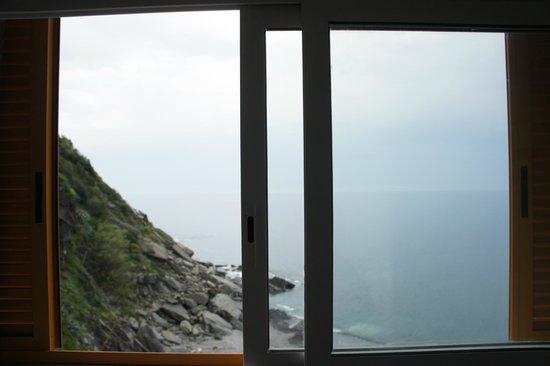 Elisabetta Carro : finestra della camera