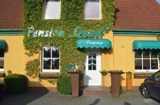 Pension Quast & Pension Zum Brauhaus