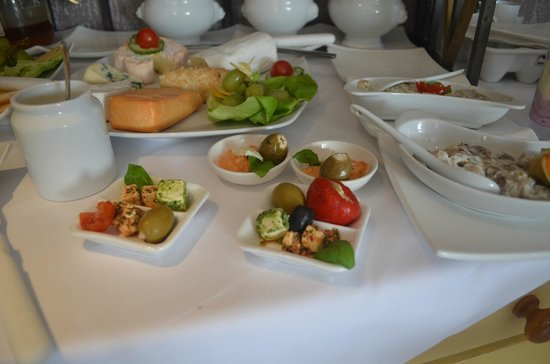 Pension Quast & Pension Zum Brauhaus: breakfast