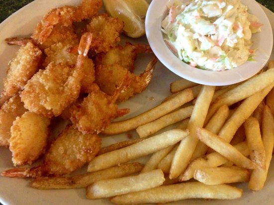 Family Table Itailian American Grill & Pizza: Fried Shrimp