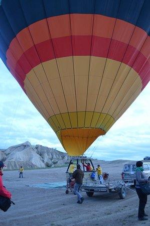 Valley - Picture of Urgup Balloons, Goreme - TripAdvisor
