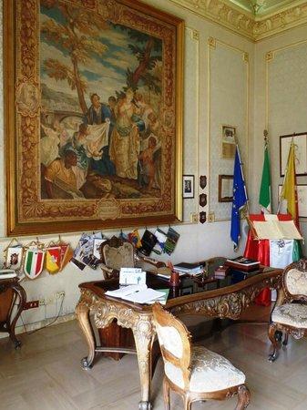 Gabinetto del Sindaco (Sala Montalbano): Gabinetto del sindaco