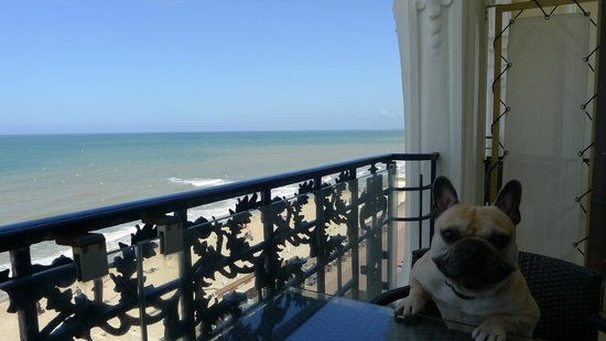 Le Grand Hotel Cabourg - MGallery Collection : Le plus grand Fan du Grand Hotel de Cabourg !