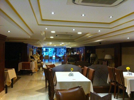 Taksim Park City Hotel : Lobby