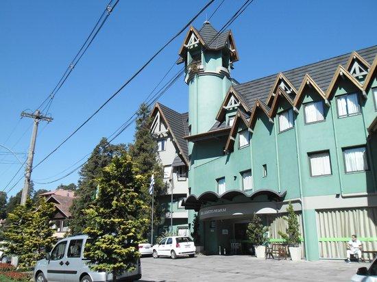 Hotel Laghetto Premio : Frente