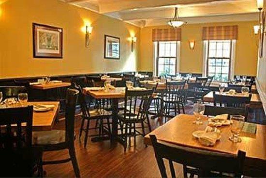 Dining Room The Alchemist Barrister Restaurant Princeton Nj