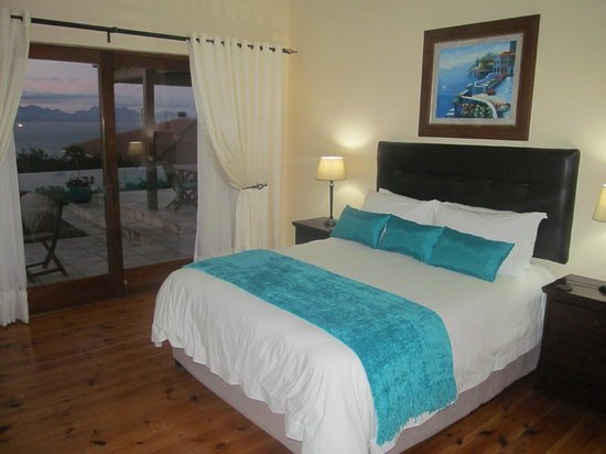 Aquamarine Guest House: Luxury Double room with ocean view