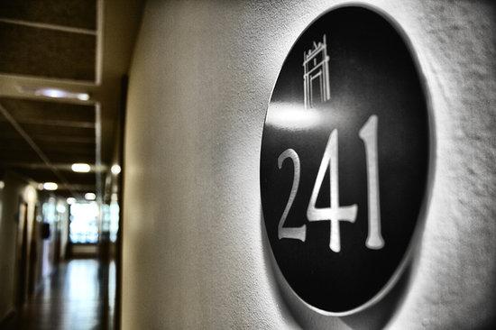 Hotel Don Paco: Numeración habitación