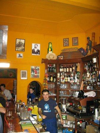 La Casa Blu: Bar