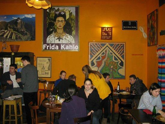 La Casa Blu: Kozí 15. Frida Room