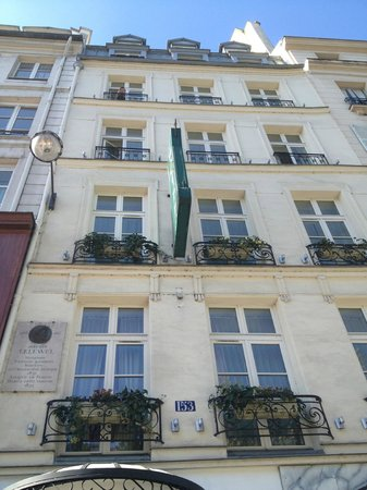 Au Manoir Saint Germain De Pres: l'albergo